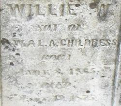 Willie W. Childress