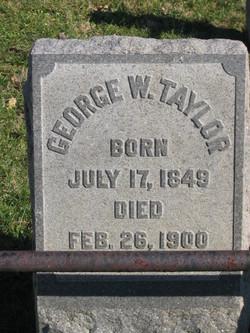 George William Taylor