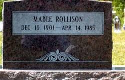 Mable Rollison