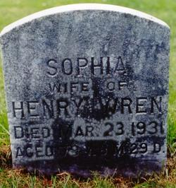 Sophia <i>Brungard</i> Wren