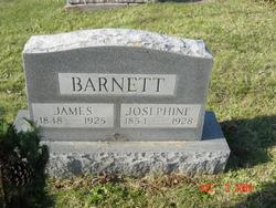 Marie Josephine <i>Mullikin</i> Barnett