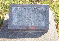 Marie Alice Hovarter