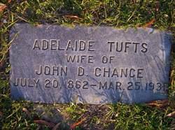 Adelaide <i>Tufts</i> Chance