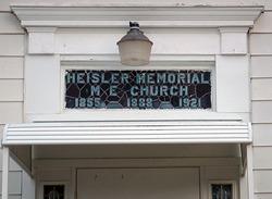 Heislerville Methodist Church Cemetery