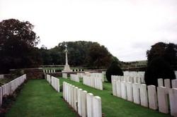 Templeux-Le-Guerard British Cemetery