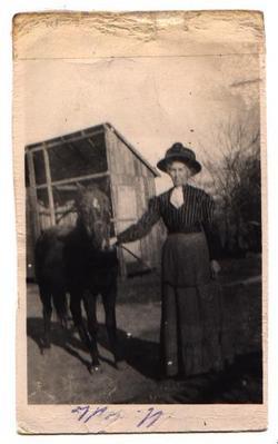 Margaret Catherine Kate <i>Runion</i> Albertson