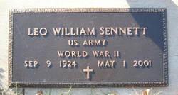 Leo William Sennett