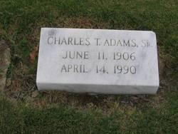 Charles Towler Adams, Sr