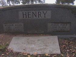 William Allen Henry