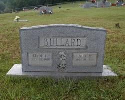 Zola M. Bullard