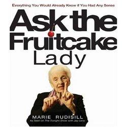 Edna Marie The Fruitcake Lady <i>Faulk</i> Rudisill