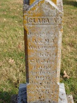 Clara V. <i>Willoughby</i> Jobe