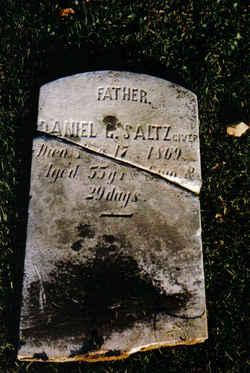 Daniel Gilbert Saltzgiver