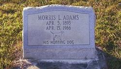 Morris Lee Adams