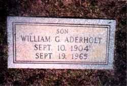 William G. Aderholt