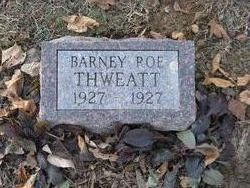 Barney Roe Thweatt