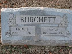 Enoch Burchett