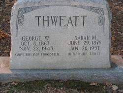 George Washington Thweatt
