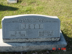 Martha Jane <i>Insko</i> Jett