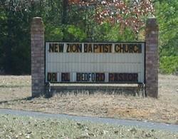 New Zion B.C. Cemetery
