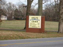 Oakland Cumberland Presbyterian Cemetery