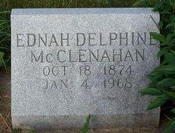 Ednah D McClenahan