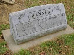Theodore (Ted) Hansen