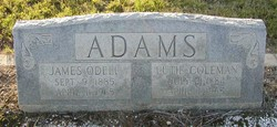 James Odell Adams