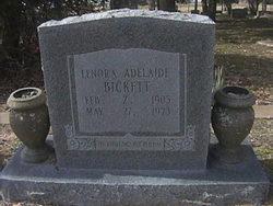 Lenora Adelaide Bickett