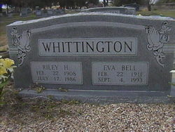 Eva Bell <i>Burkeen</i> Whittington