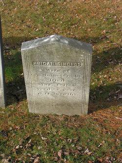 Abigail <i>Simonds</i> Crosby