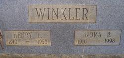 Henry L. Winkler