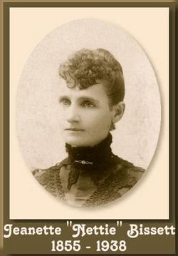 Janette Nettie <i>Bissett</i> Simpson