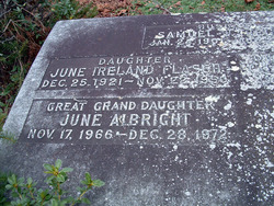 June Albright