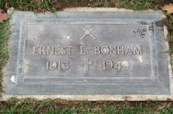 Ernie Tiny Bonham