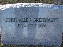 John Allen Breithaupt