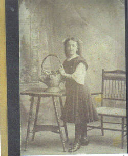 Margaret Victoria <i>Anderson</i> Holland