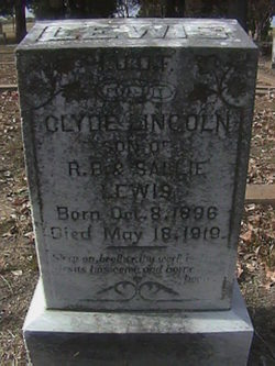Clyde Lincoln Lewis
