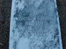 Josephine Driscoll Bilderback