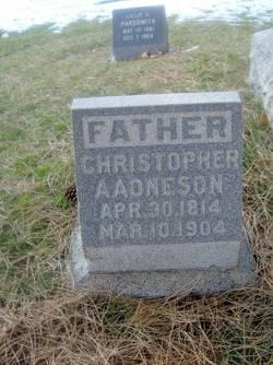 Christopher Aadneson