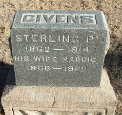Sterling Price Givens