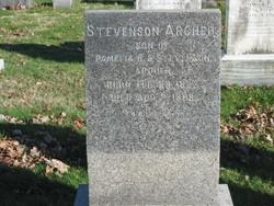 Stevenson Archer
