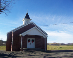 Glade Creek Union Baptist Church Cemetery