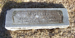 James Joshua Jim McGinnis