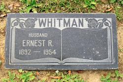 Ernest Whitman Ernest Whitman