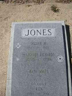 Joseph M. Jones