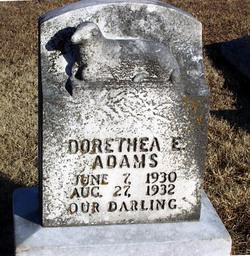 Dorethea E Adams