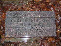 Carl Harold Johnson