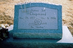 James Ian Chapmond