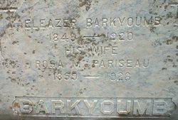 Rosalie Mae <i>Pariseau</i> Barkyoumb
